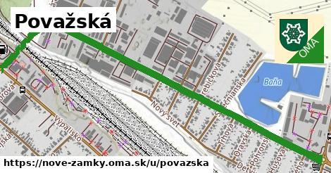 ilustrácia k Považská, Nové Zámky - 1,75km