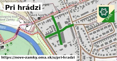 ilustrácia k Pri hrádzi, Nové Zámky - 398m