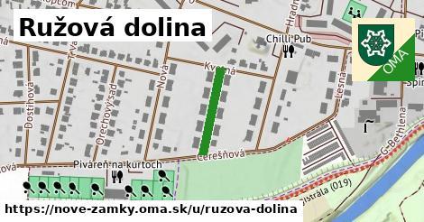 ilustrácia k Ružová dolina, Nové Zámky - 158m