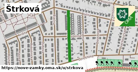 ilustrácia k Štrková, Nové Zámky - 281m