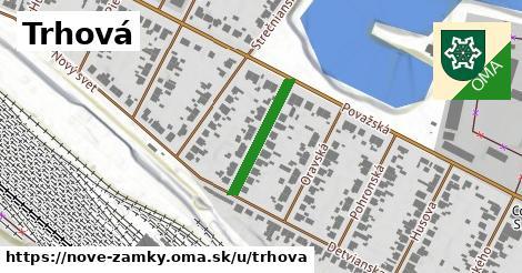 ilustrácia k Trhová, Nové Zámky - 187m