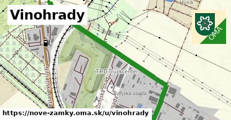 ilustrácia k Vinohrady, Nové Zámky - 1,42km