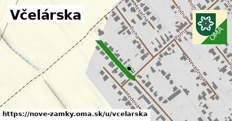 ilustrácia k Včelárska, Nové Zámky - 169m