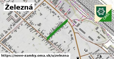 ilustrácia k Železná, Nové Zámky - 186m
