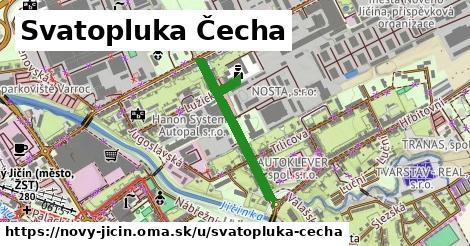 ilustrácia k Svatopluka Čecha, Nový Jičín - 587m