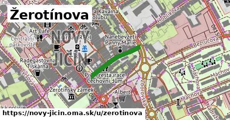 ilustrácia k Žerotínova, Nový Jičín - 182m