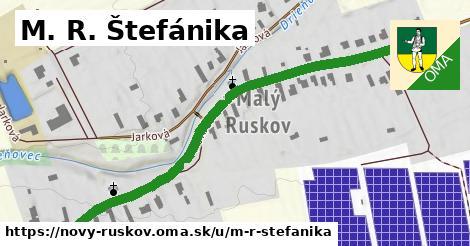 ilustrácia k M. R. Štefánika, Nový Ruskov - 0,71km
