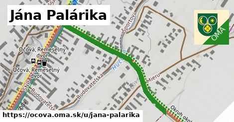 ilustrácia k Jána Palárika, Očová - 452m