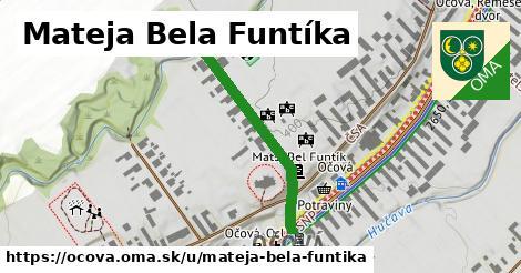 ilustračný obrázok k Mateja Bela Funtíka, Očová