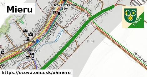 ilustrácia k Mieru, Očová - 1,08km