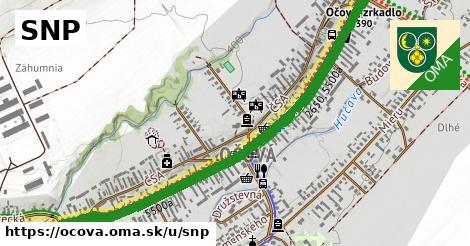 ilustrácia k SNP, Očová - 1,64km