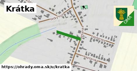 ilustrácia k Krátka, Ohrady - 137m