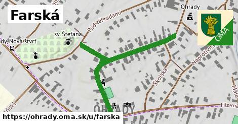 ilustrácia k Farská, Ohrady - 533m