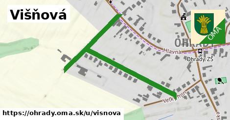 ilustračný obrázok k Višňová, Ohrady