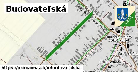 ilustrácia k Budovateľská, Okoč - 359m