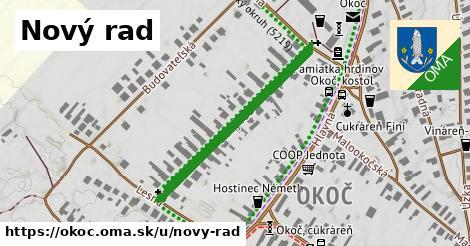 ilustrácia k Nový rad, Okoč - 349m