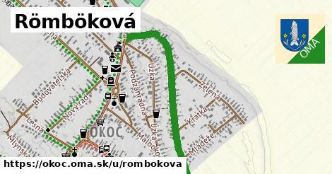ilustrácia k Rombokova, Okoč - 0,90km