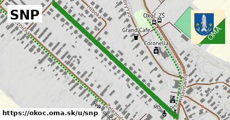 ilustrácia k SNP, Okoč - 558m