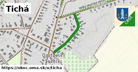 ilustrácia k Tichá, Okoč - 275m