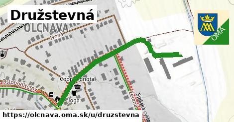 ilustrácia k Družstevná, Olcnava - 494m