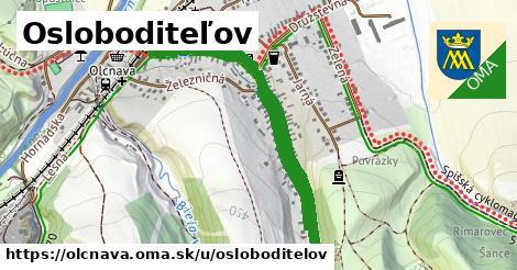 ilustrácia k Osloboditeľov, Olcnava - 1,87km