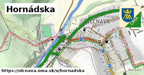 ilustrácia k Hornádska, Olcnava - 1,41km
