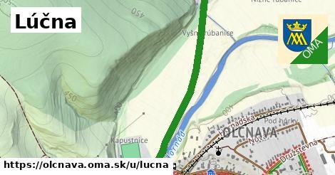 ilustrácia k Lúčna, Olcnava - 1,49km
