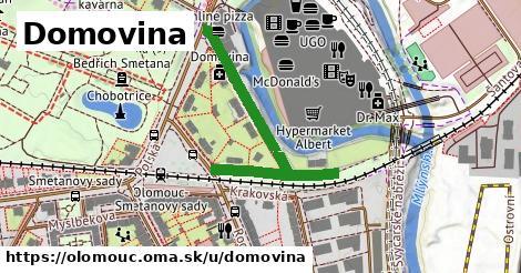 ilustrácia k Domovina, Olomouc - 488m