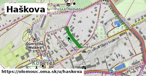 ilustrácia k Haškova, Olomouc - 129m