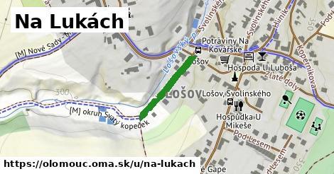 ilustrácia k Na Lukách, Olomouc - 177m