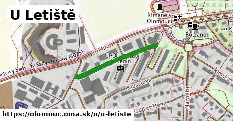 ilustrácia k U Letiště, Olomouc - 276m