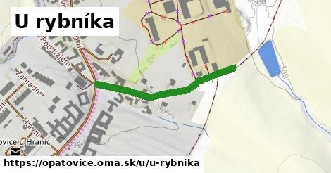 ilustrácia k U rybníka, Opatovice - 326m