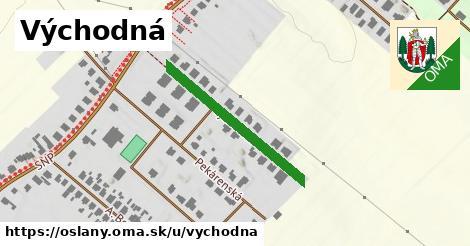 ilustrácia k Východná, Oslany - 240m
