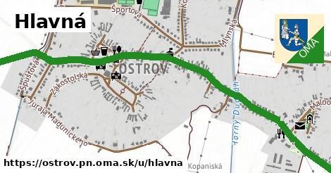 ilustrácia k Hlavná, Ostrov, okres PN - 1,90km