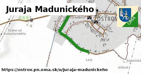 ilustrácia k Juraja Madunického, Ostrov, okres PN - 589m