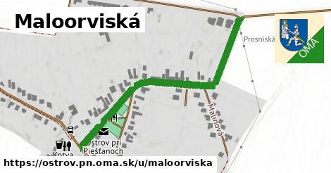 ilustrácia k Maloorviská, Ostrov, okres PN - 532m