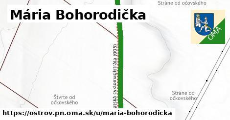 ilustračný obrázok k Mária Bohorodička, Ostrov, okres PN