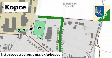 ilustrácia k Kopce, Ostrov, okres PN - 372m