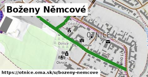 ilustrácia k Boženy Němcové, Otnice - 511m