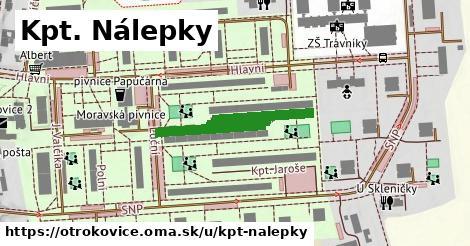 ilustrácia k Kpt. Nálepky, Otrokovice - 362m
