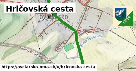 ilustrácia k Hričovská cesta, Ovčiarsko - 1,74km