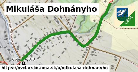 ilustrácia k Mikuláša Dohnányho, Ovčiarsko - 696m