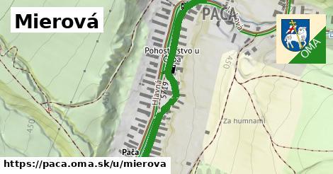 ilustrácia k Mierová, Pača - 490m