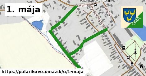 ilustrácia k 1. mája, Palárikovo - 576m