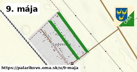 ilustrácia k 9. mája, Palárikovo - 524m