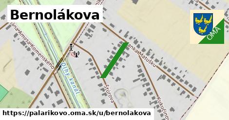 ilustrácia k Bernolákova, Palárikovo - 139m