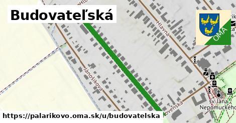 ilustrácia k Budovateľská, Palárikovo - 443m