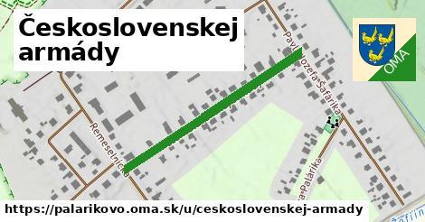 ilustrácia k Československej armády, Palárikovo - 375m