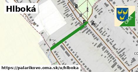ilustrácia k Hlboká, Palárikovo - 249m