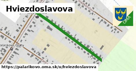 ilustrácia k Hviezdoslavova, Palárikovo - 461m